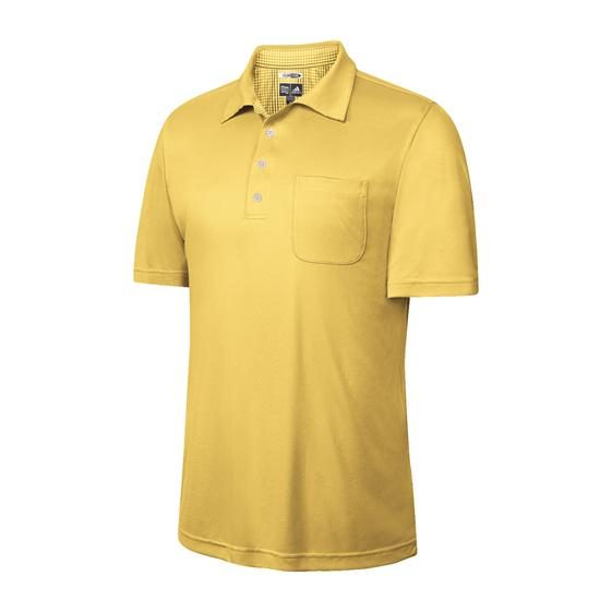 Adidas Men's ClimaCool Solid Pocket Polo