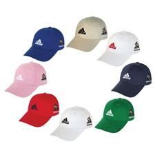 Adidas Custom Logo Custom Core Performance Cresting Cap - Side Hit
