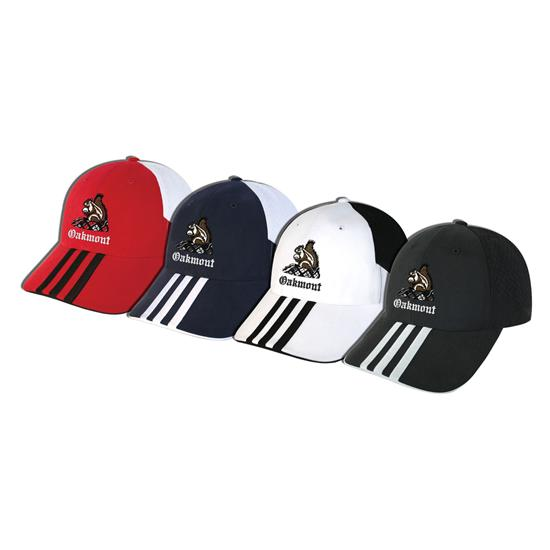 Adidas Men's Custom Prevail Cresting Cap - Front Hit