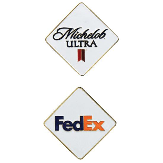 Logo Golf Diamond Ball Marker