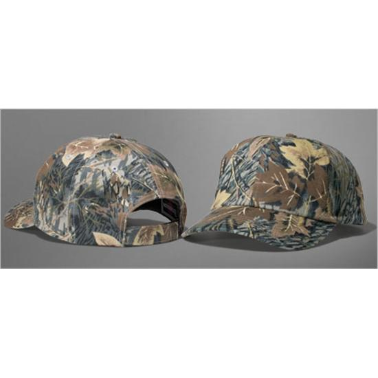 Richardson Men's 890 Unstructured Fit Camo Cap