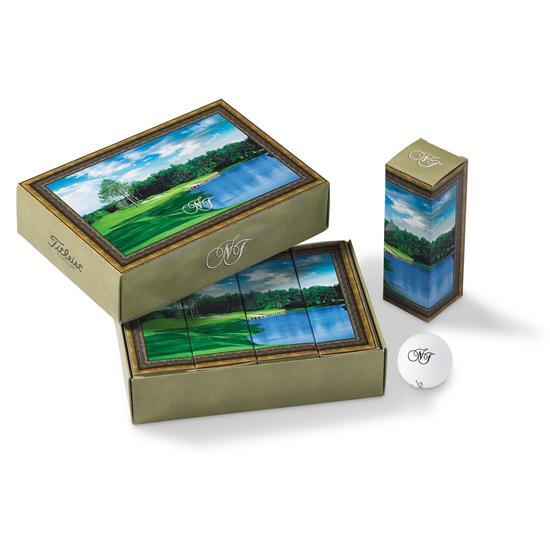 Titleist Gallery Template PackEdge Custom Dozen