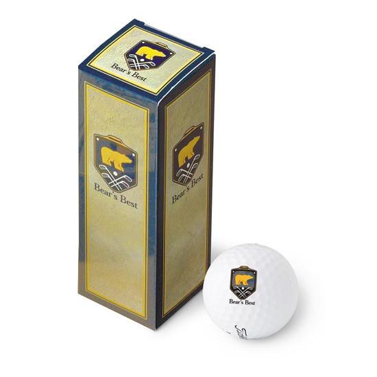 Titleist PackEdge Custom 3-Ball Sleeve