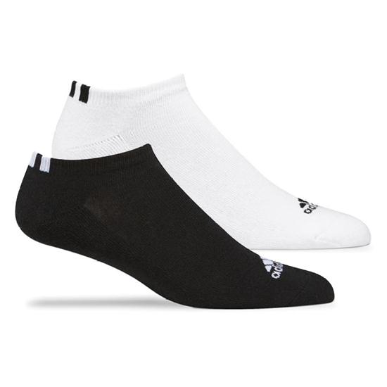 Adidas Men's Cotton Golf Socks - 3-Pack