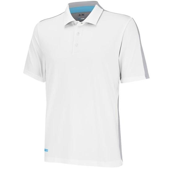 Adidas Men's ClimaCool Split Colorblock Polo Closeout