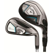 Callaway Golf Big Bertha Graphite Combo Set for Women