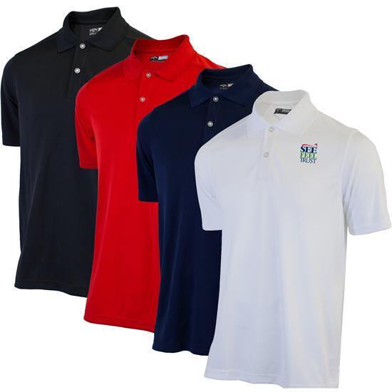 Callaway Golf Men's See Feel Trust Opti-Dri Polo