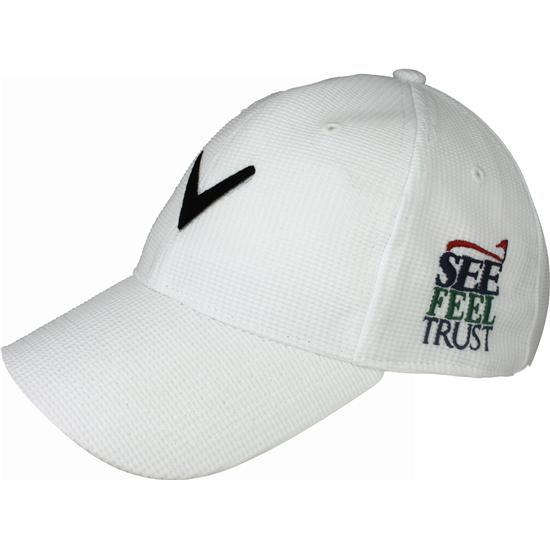 Callaway Golf Men's X Series See Feel Trust SFT Logo Golf Hat