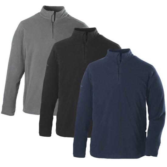 Columbia Men's Crescent Valley Half-Zip Microfleece Pullover