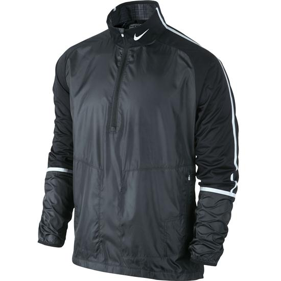 Nike Men's 1/2-Zip Wind Jacket Manufacturer Closeout