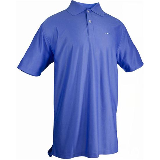 TABASCO Brand Men's Sport Performance Polo - Horizontal Bottle