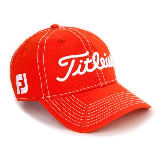 Titleist Men's Contrast Stitch Fashion Hat