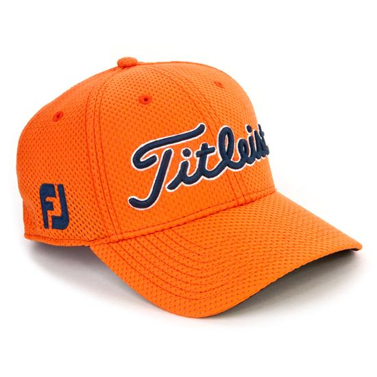Titleist Men's Cubic Mesh Fitted Hat