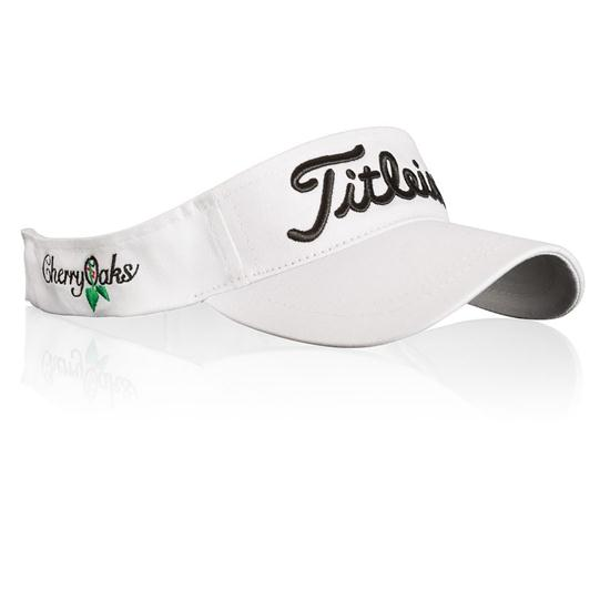 Titleist Men's Custom Structured Golf Visor
