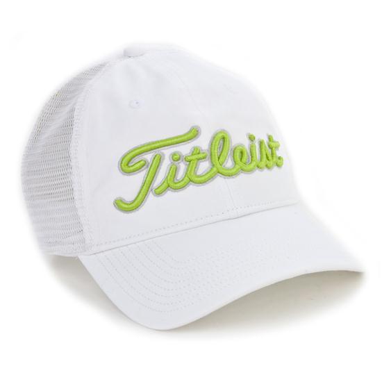 Titleist Men's Mesh Canvas Hat
