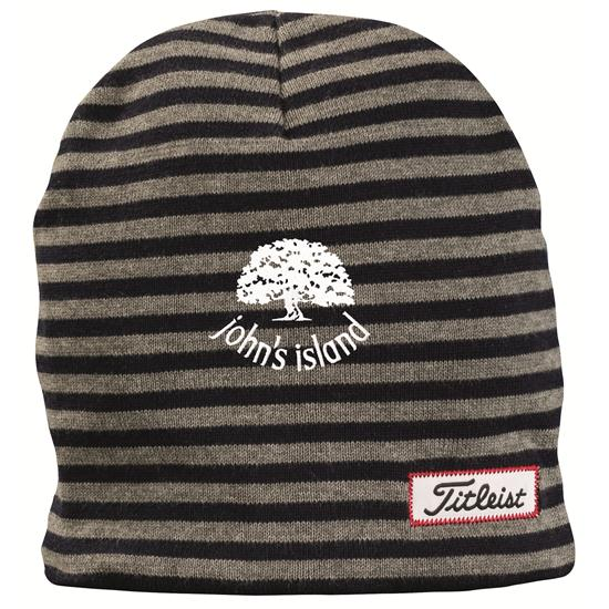 Titleist Men's Striped Beanie