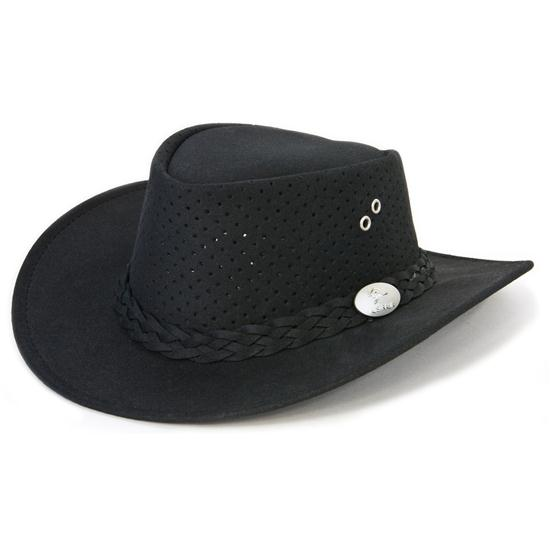 Aussie Chiller Men's Perforated Bushie