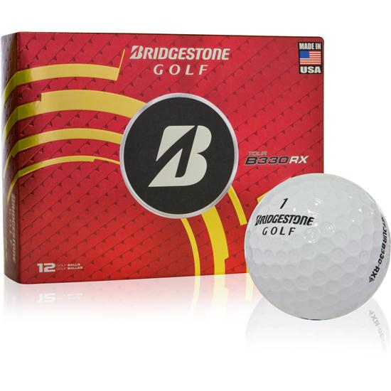 Bridgestone Prior Generation Tour B330-RX Golf Balls
