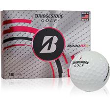 Bridgestone Custom Logo Prior Generation Tour B330-RXS Golf Balls