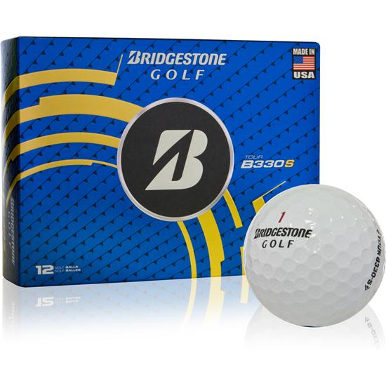 Bridgestone Prior Generation Tour B330-S Golf Balls