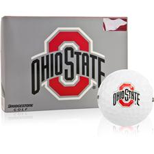 Bridgestone Prior Generation e6 Collegiate Golf Balls