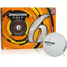 Bridgestone Prior Generation e6 Personalized Golf Balls