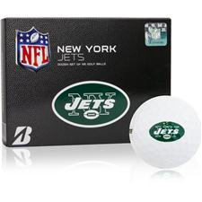 Bridgestone New York Jets Prior Generation e6 NFL Golf Balls
