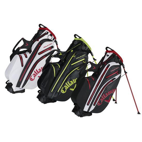 Callaway Golf Aqua Dry Stand Bag