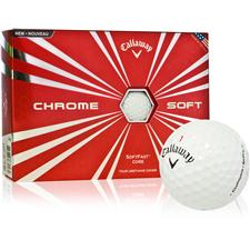 Callaway Golf Prior Generation Chrome Soft Custom Express Logo Golf Balls