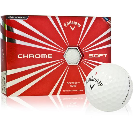 Callaway Golf Prior Generation Chrome Soft Golf Balls