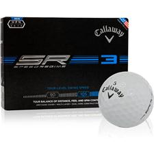 Callaway Golf Speed Regime 3 High Number Golf Balls