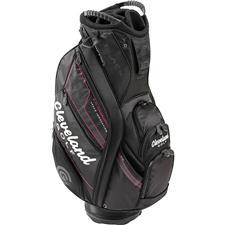 Cleveland Golf CG Black Cart Bag for Women