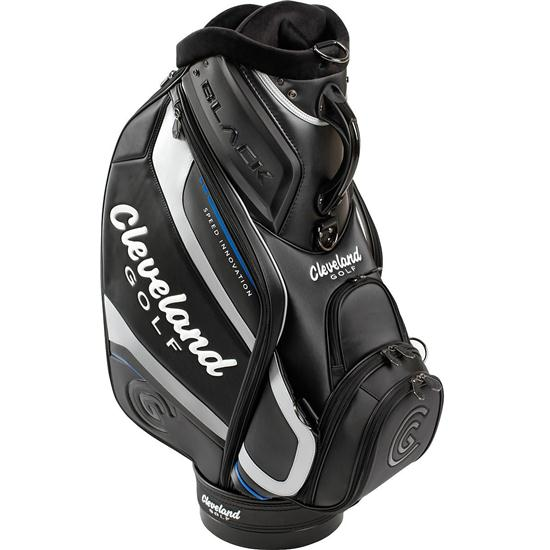 Cleveland Golf CG Black Staff Bag