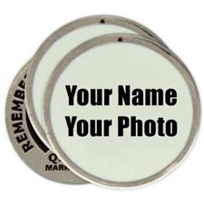 Golfballs.com Personalized Ball Markers - 3 Pack