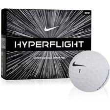 Nike Hyperflight Logo Overrun Golf Balls