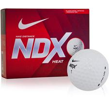 Nike Custom Logo NDX Heat Golf Balls