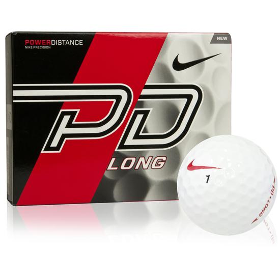 Nike Power Distance Long Golf Balls
