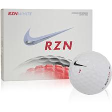 Nike RZN White Golf Balls