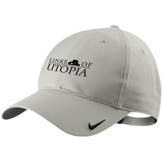 Nike Men's Tech Links of Utopia Logo Hat