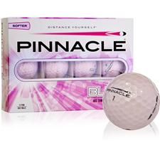 Pinnacle Bling Pink Golf Balls