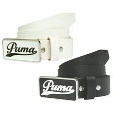 Puma Script Fitted Belt