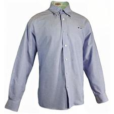 TABASCO Brand Men's Long Sleeve Oxford Sportshirt