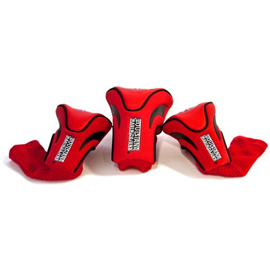 Team Golf Contour Fit Headcovers- 3 Pack