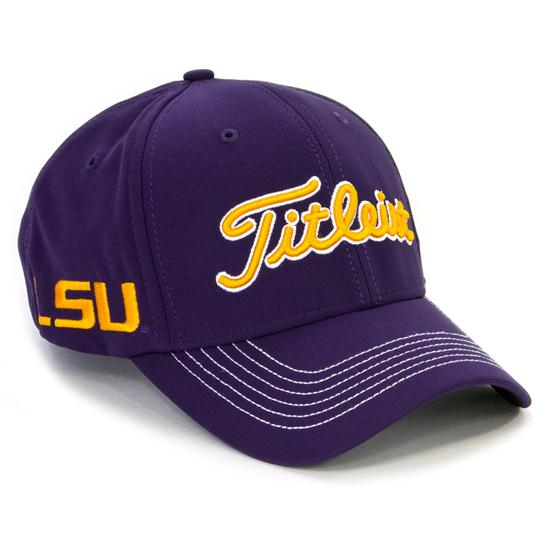 Titleist Men's Collegiate Fitted Hats