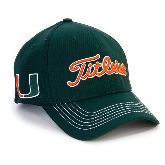 Titleist Men's Collegiate Fitted Hats