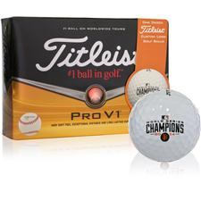 Titleist Prior Generation Pro V1 MLB World Series Champs