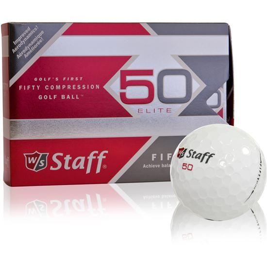 Wilson Staff Fifty Elite Prior Generation Golf Balls