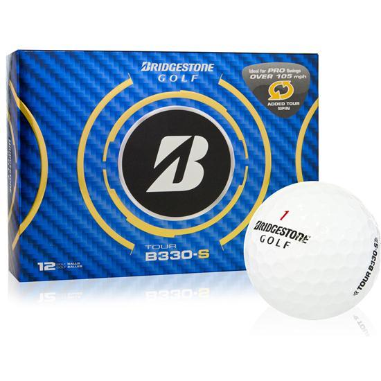 Bridgestone Tour B330-S Golf Balls - 2013 Model