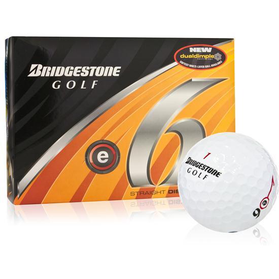 Bridgestone e6 Golf Balls - 2011 Model
