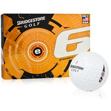 Bridgestone e6 Custom Express Logo Golf Balls